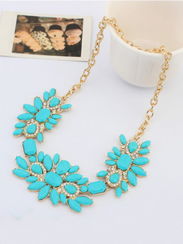 Occident Stylish Sweet Fresh and all-match Hot Sale Necklace