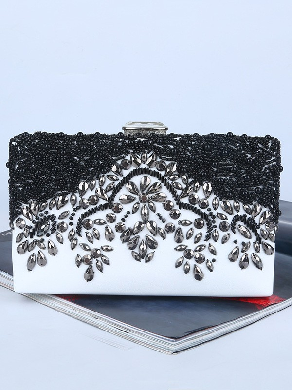 Graceful Rhinestone Evening/Party Handbags